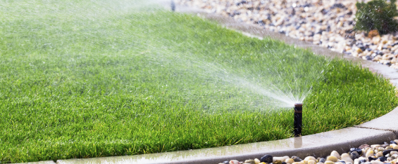 Professional Home Irrigation Services