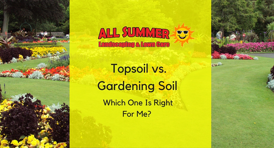 Difference between topsoil and garden soil garden ftempo for Topsoil vs potting soil