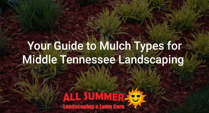 What Does Mulch Actually Do For Your Lawn? Its Purpose Goes Beyond Simply  Making Landscaping Look Better. Properly Mulching Your Lawn Can Actually  Save You ...
